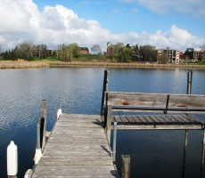 lake minnetonka home for sale with dock view